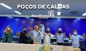 CONVENÇÃO POÇOS DE CALDAS Geraldo Tadeu