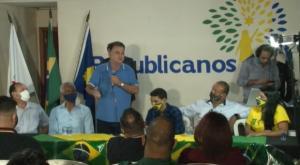 CONVENÇÃO MÁRIO CAMPOS Sargento Wilson