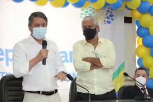 Convenção Teófilo Otoni Edson Soares